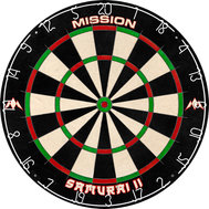 Mission Dartboard Samurai II