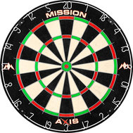 Mission Dartboard Axis