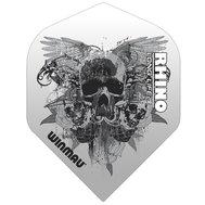 Winmau Rhino Grey Skull Standard NO2