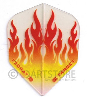 Target Vision Flight Flames Yellow/Red