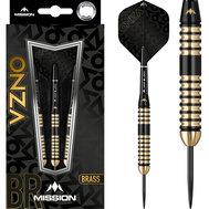 Mission Onza Black & Gold Brass M4 24g