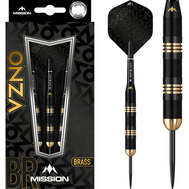 Mission Onza Black & Gold Brass M1 24g