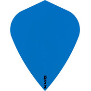 Plain Blue DSX Kite