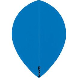 Plain Blue DSX Teardrop