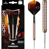 Mission Komodo RX Straight M3 Shark Grip  Rose Gold 25g