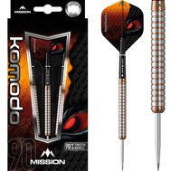 Mission Komodo RX Straight M1 Micro Grip  Rose Gold 26g