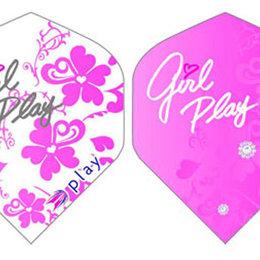 Target Girl Play Pink/White