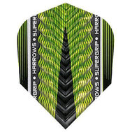 Harrows Supergrip X Green NO6