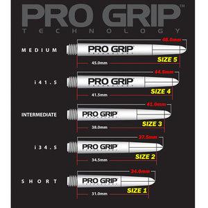 Target Pro Grip SPIN Blue 48mm