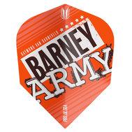 Target Barney Army Pro Ultra Oranga Shape NO6
