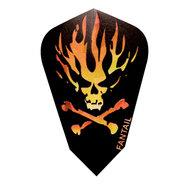 Harrows Fantail Fiery Skull