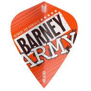 Target Barney Army Pro Ultra Oranga Kite
