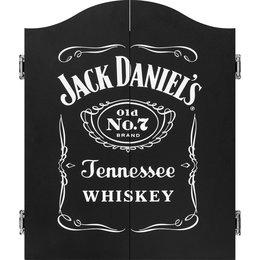 Jack Daniels Dartskåp Svart