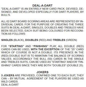 Bulls Deal a Dart