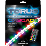Mission Torus Replacement Led Strip Cascade Colour Light Strip - with Remote