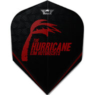 Bulls Powerflite Kim Huybrechts Hurricane Black Shape NO6