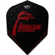 Bulls Powerflite Kim Huybrechts Hurricane Svarta Shape NO6