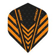 Winmau Prism 1.0 Black & Orange