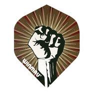 Winmau Mega Standard Brown Fist