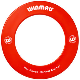 Winmau Surround Red with text