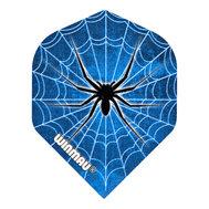 Winmau Mega Standard Blue Spider