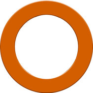 Designa Väggskydd Orange
