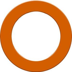 Designa Dartboard Surround  Orange