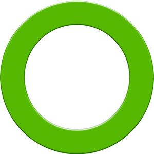 Designa Väggskydd Grönt