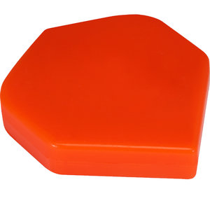 Designa Finger Grip Wax Flight Design Orange