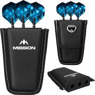 Mission POD Dart Case Black