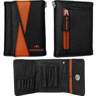 Mission Flint Darts Wallet Black & Orange