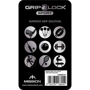 Mission Grip Lock Sport Grepp