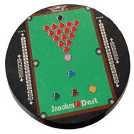 Bulls Dartboard Snooker