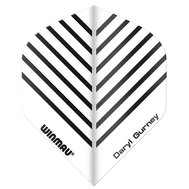 Winmau Daryl Gurney Embossed White