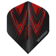 Winmau Prism Alpha Svarta & Röda
