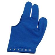 NIC Felice Biljard Handske Blå