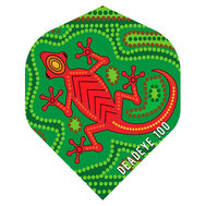 Deadeye Aboriginal  Lizard