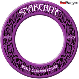 Red Dragon Snakebite World Champion Edition Surround Purple