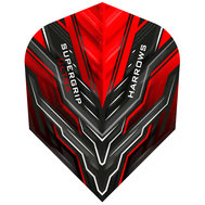 Harrows Supergrip Ultra Red Shape NO6