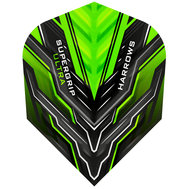 Harrows Supergrip Ultra Green Shape NO6