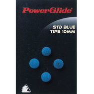 POWERGLIDE Standard NO2 Blåa TIPS 9MM 4PC