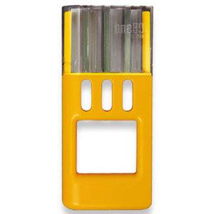 One80 Solibox Case Yellow