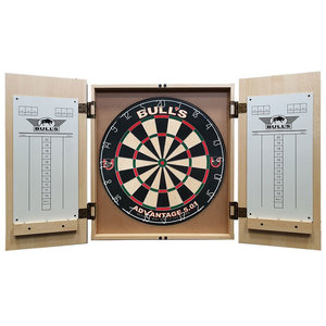 Bulls Deluxe Cabinet Light Oak