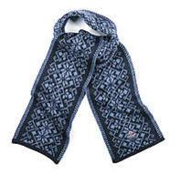 Hemsedal Scarf - Dark blue & Greyish blue