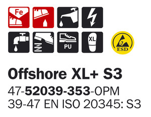 Offshore XL+ S3