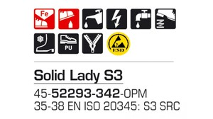 Solid Lady S3