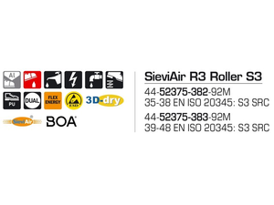 SieviAir R3 Roller S3