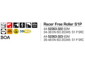 Racer Free Roller S1P