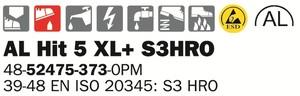 AL Hit 5 XL+ S3HRO