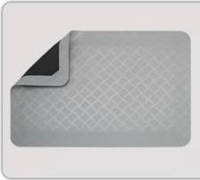 Ståmatta 1,0 m, grå